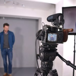 London Casting Studio - The Audition House - Rehearsal Space Harrison Studio - Actor and Camera