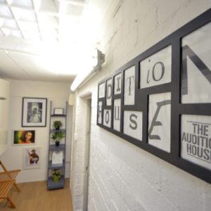 London Casting Studio - The Audition House - Rehearsal Space - Waiting Area