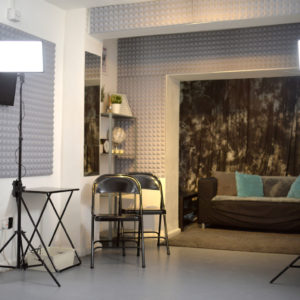 London Casting Studio - The Audition House - Rehearsal Space - Studio