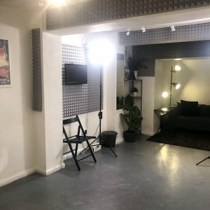 London Casting Studio - The Audition House - Rehearsal Space Harrison Studio