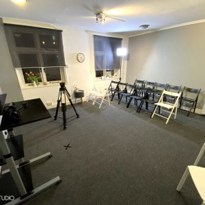 London Casting Studio - The Audition House - Rehearsal Space Lennon Room