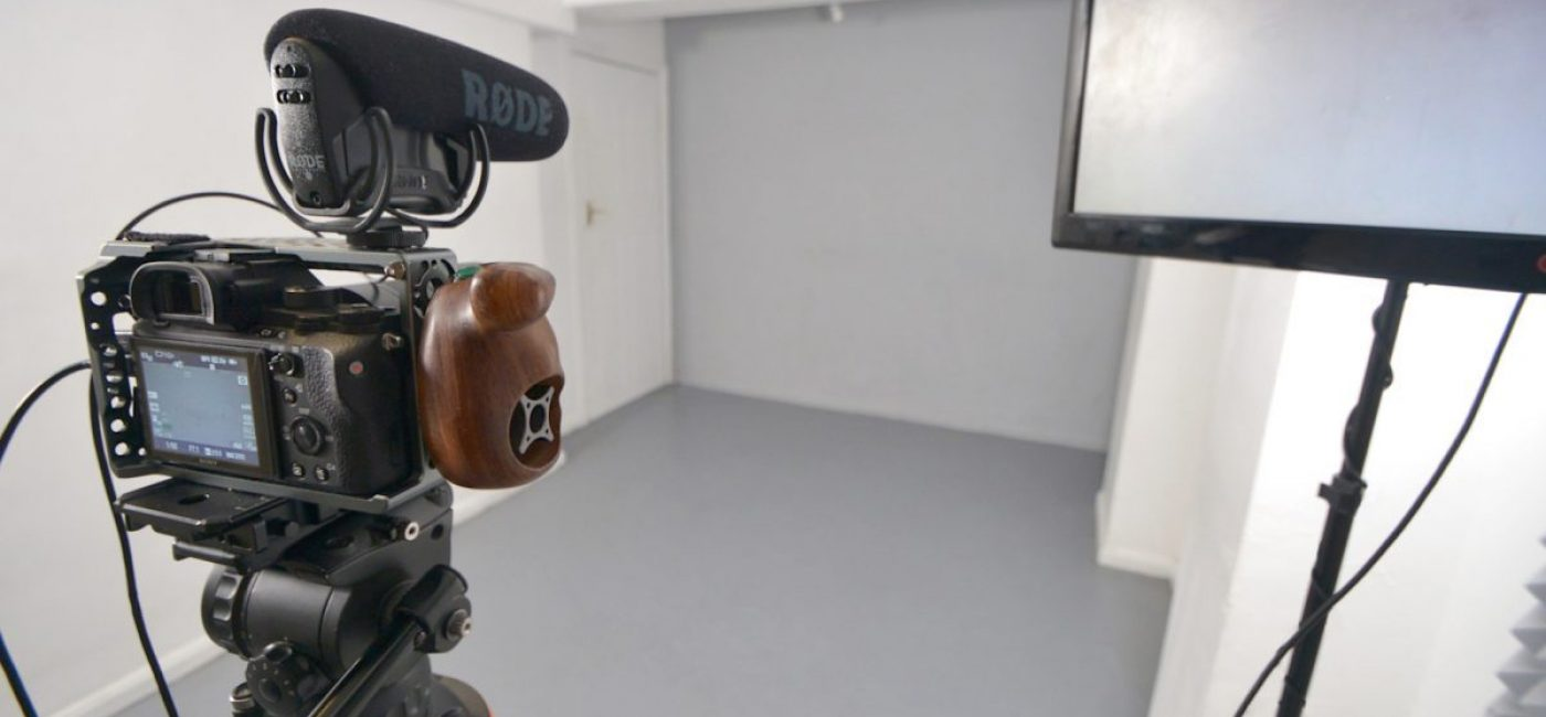 Casting Studio in Central London - The Audition House Casting House