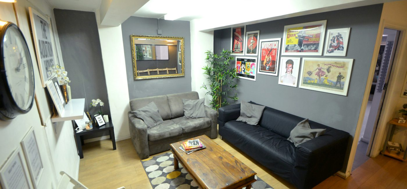 Casting Studio Affordable Hire in London - The Audition House Casting Studio